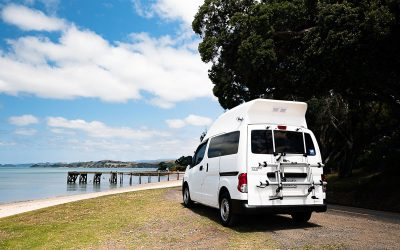 Where to park your self-contained campervan