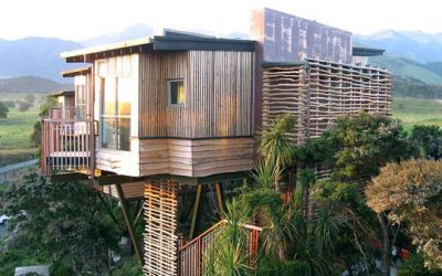 5 Top Eco Guest Lodges in New Zealand